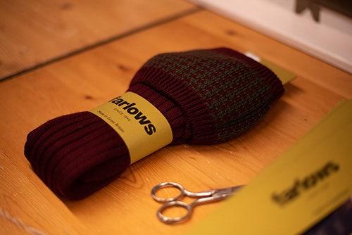 Sock Making Process Six