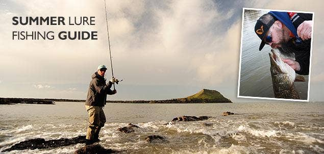 2016 summer lure fishing guide