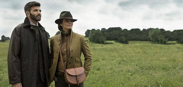 The New 2019 Farlows Fieldwear and Country Clothing Collection