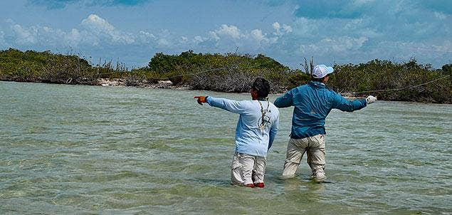 Punta Allen - A Mexican Saltwater Fishing Adventure
