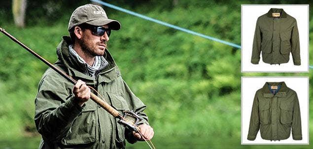 Introducing The New Farlows Fishing Jackets