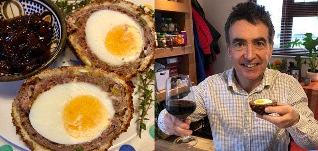 Venison Recipes: From no cook to slow cook with a 'substantial' Scotch egg meal finale...