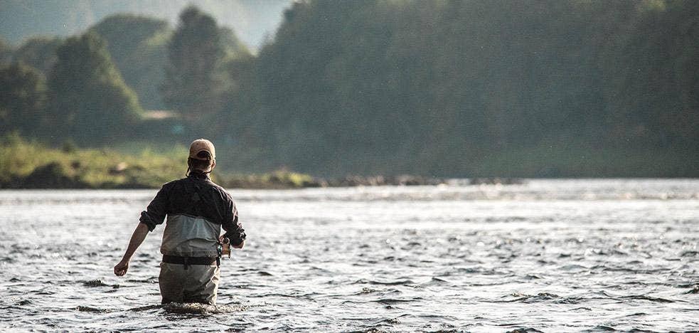 Summer Salmon Fishing - Tips to Beat the Heat