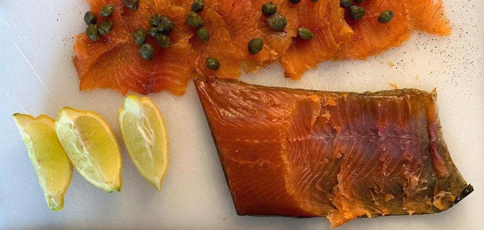 A Beginner's Guide to Smoked Trout