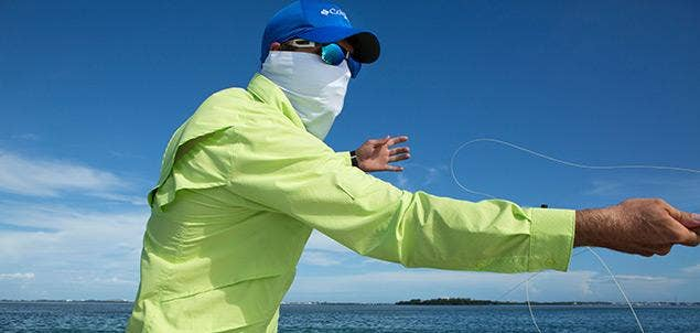 Columbia Fishing Gloves