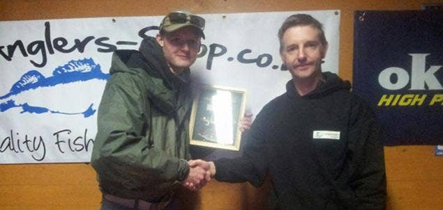 """Farlows' Sales Assistant Wins Award in the Inaugural """"Grand Slam Challenge"""""""