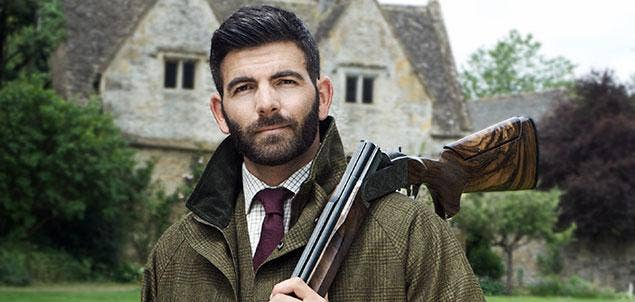Ed Solomons Clay Shooting to game shooting guide