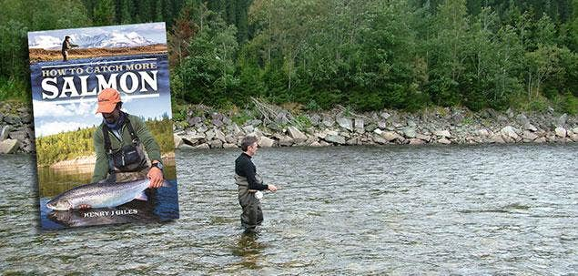 How to Catch More Salmon Book