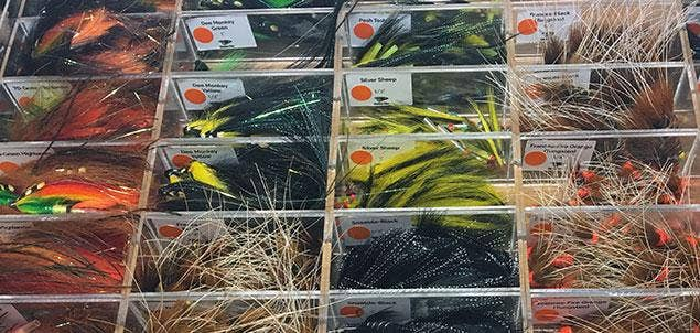 Jimmy Younger Salmon Flies