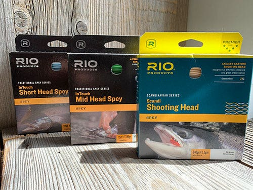 RIO salmon fly lines