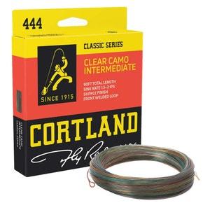 Cortland 444 Clear Camo Intermediate Fly Line