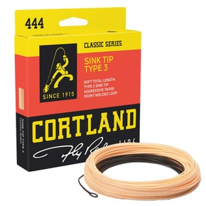 Cortland 444 Sink Tip Fly Line