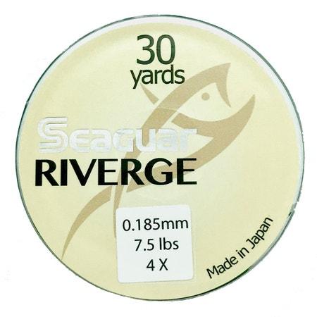 Seaguar Riverge Fluorocarbon Tippet