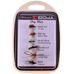Sigma Dry Fly Set