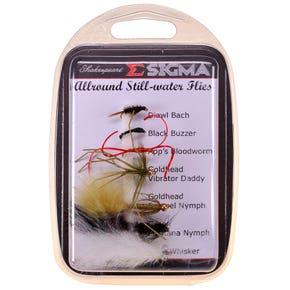 Sigma All Round Stillwater Fly Set