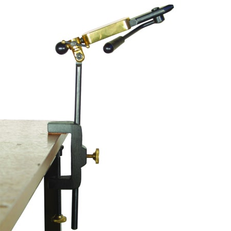Rotatable Fly Tying Vice