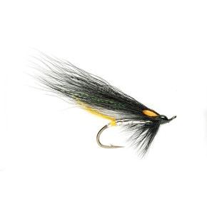 Salmon Single Stoats Tail Silver