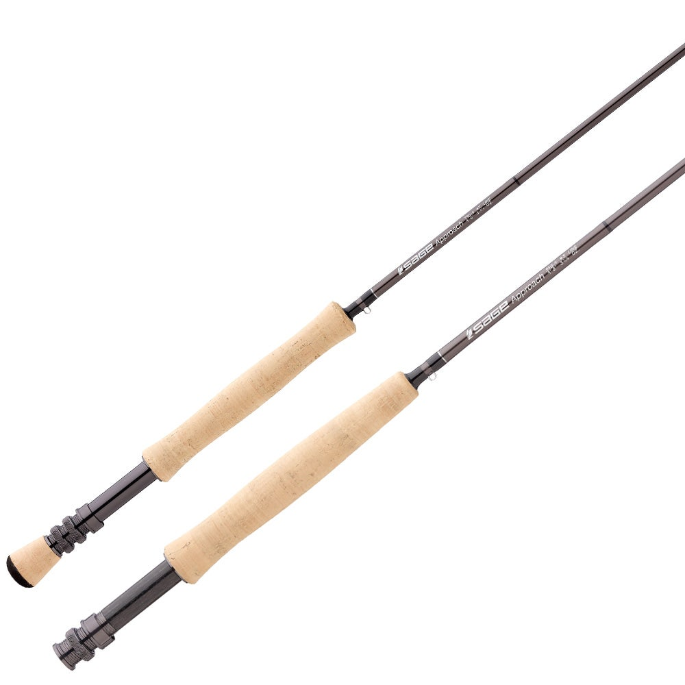 Sage approach fly rods fly fishing rods farlows for Fly fishing rods