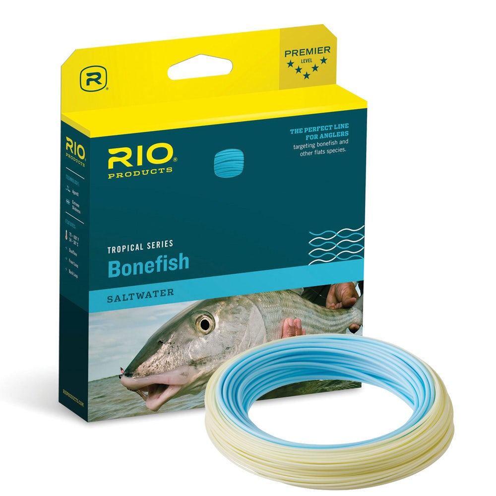 Product Image RIO Bonefish Quickshooter Fly Line