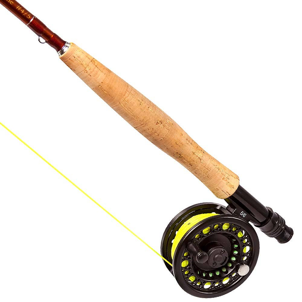 Snowbee classic combo trout fishing kit fly fishing for Fly fishing kits