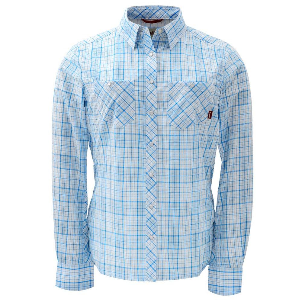Simms womens big sky shirt fly fishing shirt farlows for Womens fishing shirt