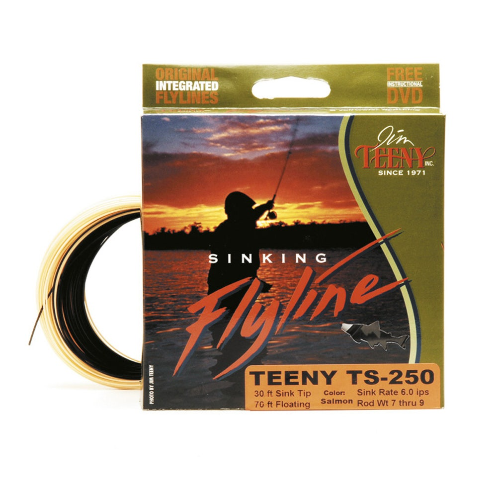 Product Image Teeny Saltwater Fly Line