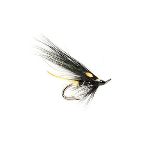 Fulling Mill Stoat's Tail Salmon Double