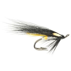 Fulling Mill Stoat's Tail Silver Salmon Double