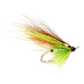 Fulling Mill Green Highlander Salmon Double