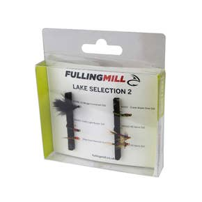 Fulling Mill Grab A Pack Lake Fly Set 2