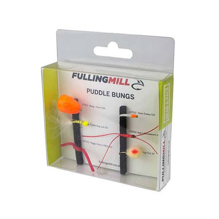 Fulling Mill Grab A Pack Puddle Bung Fly Set