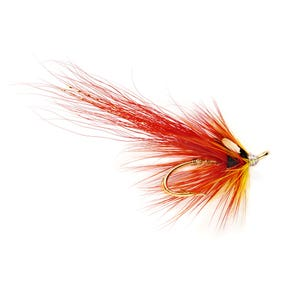 Fulling Mill Flamethrower Red Salmon Double