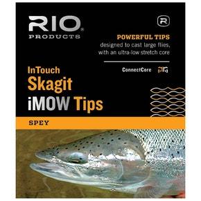 RIO InTouch Skagit iMOW Tips