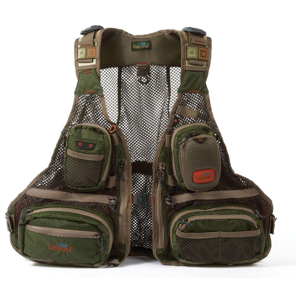Fishpond sagebrush mesh vest fishpond fishing vest farlows for Fishpond products