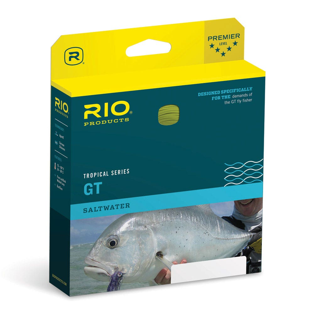 Product Image RIO GT Tropical Floating Fly Line