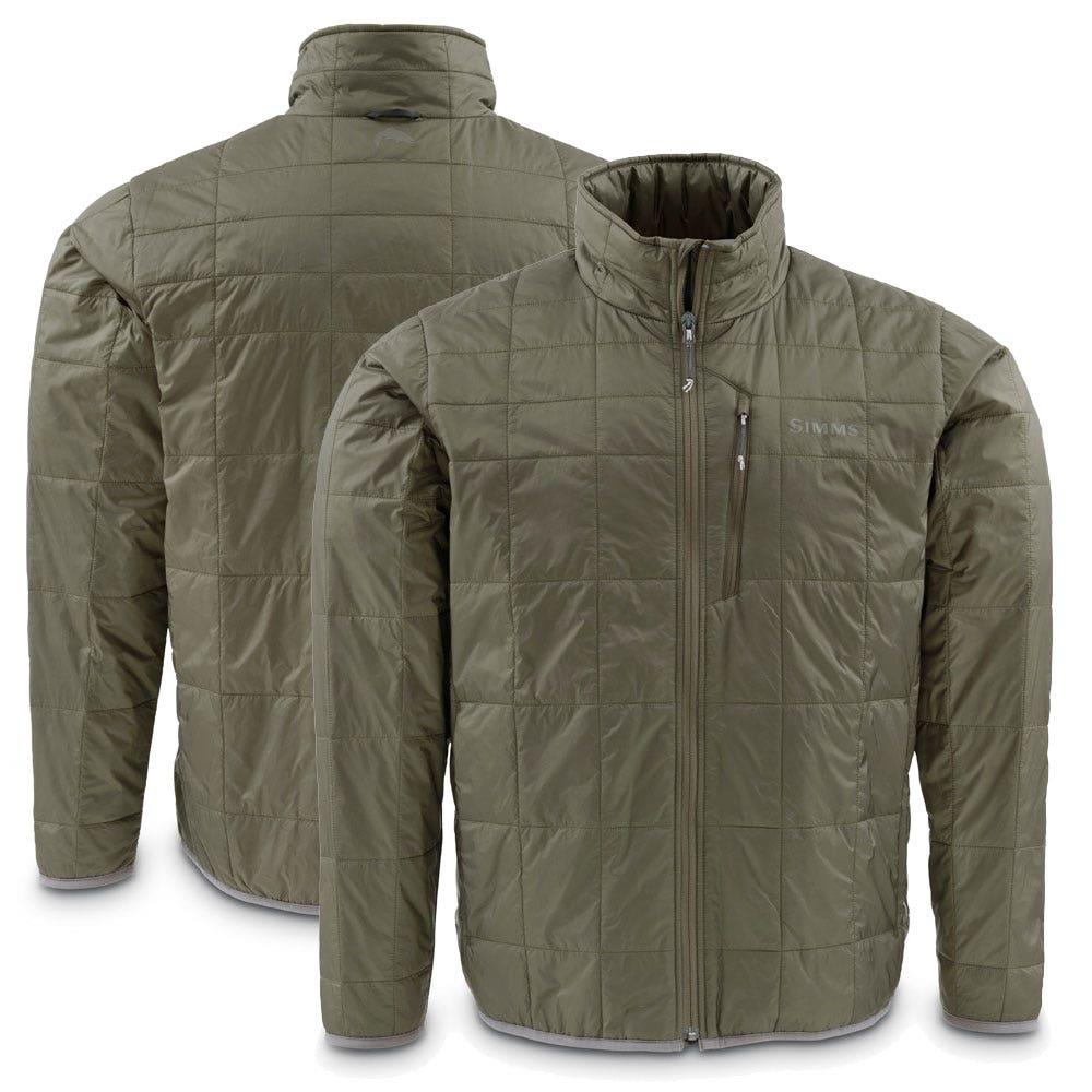 Simms Fall Run Quilted Jacket New Simms Jacket Farlows