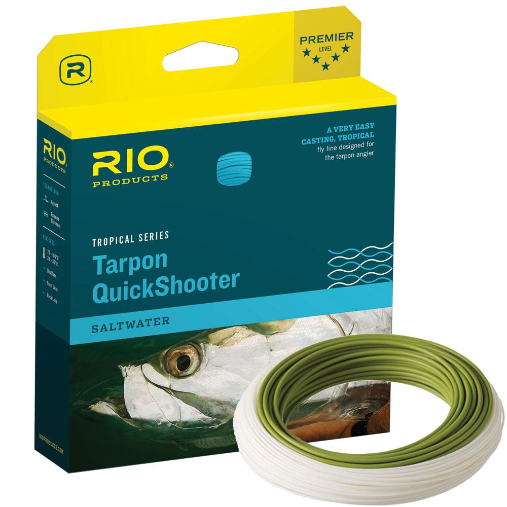 Product Image RIO Tarpon Quickshooter Floating Fly Line