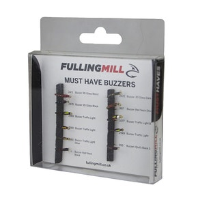 Fulling Mill Must Have Buzzer Fly Set