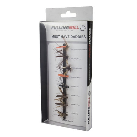 Fulling Mill Must Have Daddies Fly Set