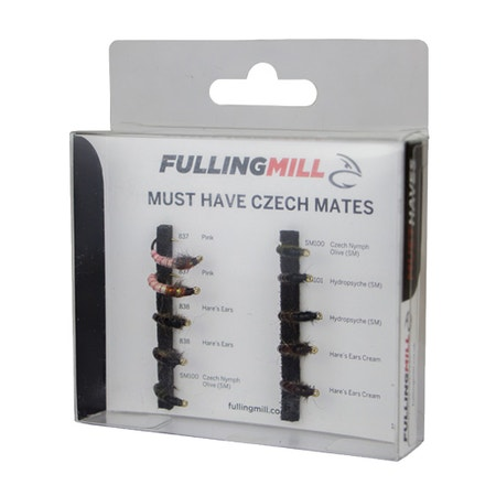 Fulling Mill Must Have Czech Mates Fly Set