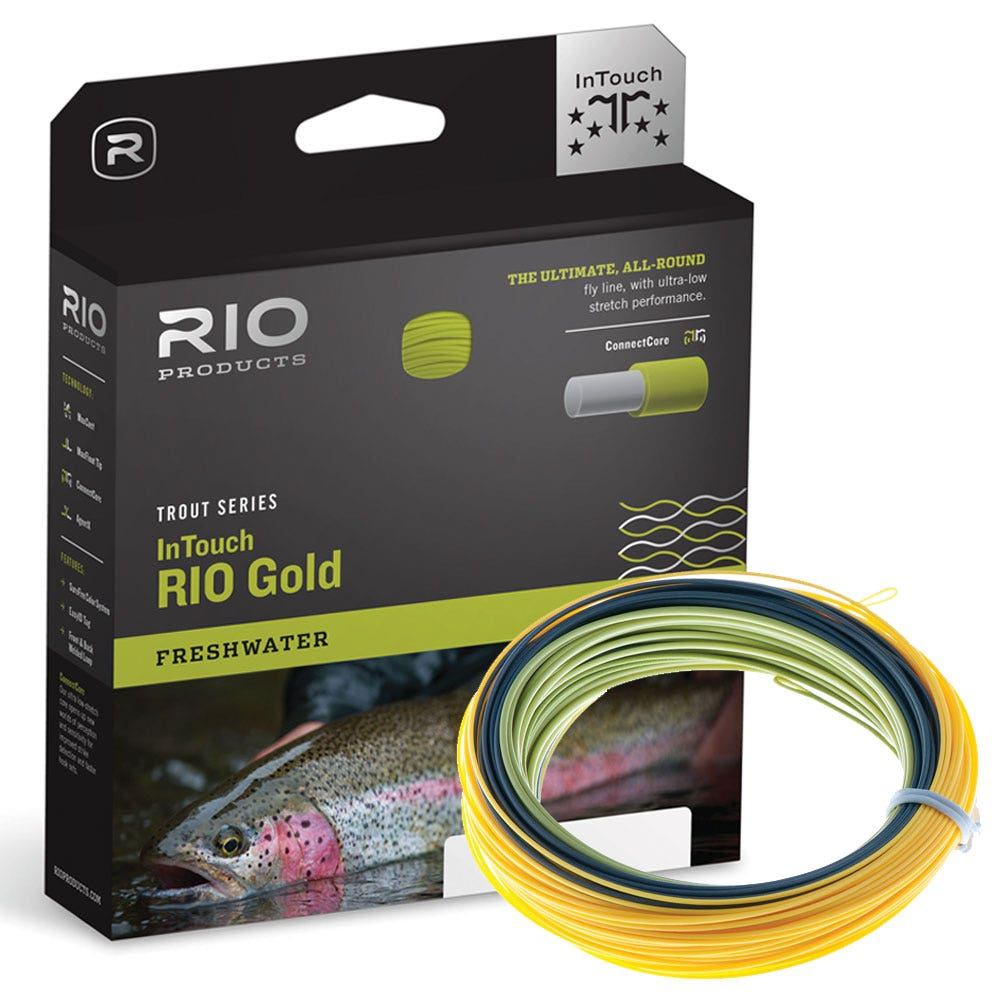 Product Image RIO InTouch Gold Floating Fly Line