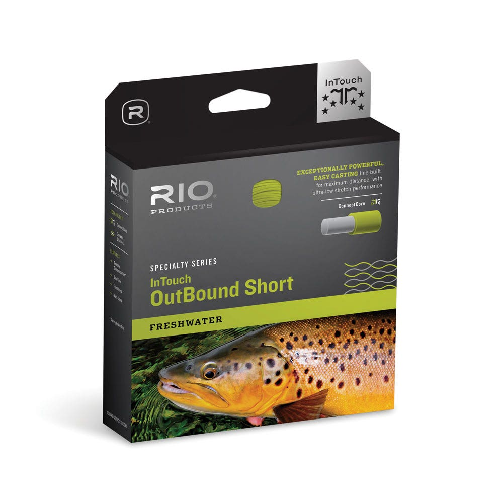 Product Image RIO InTouch Outbound Short Floating Fly Line