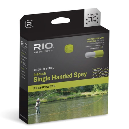 RIO InTouch Single Handed Spey Floating Fly Line