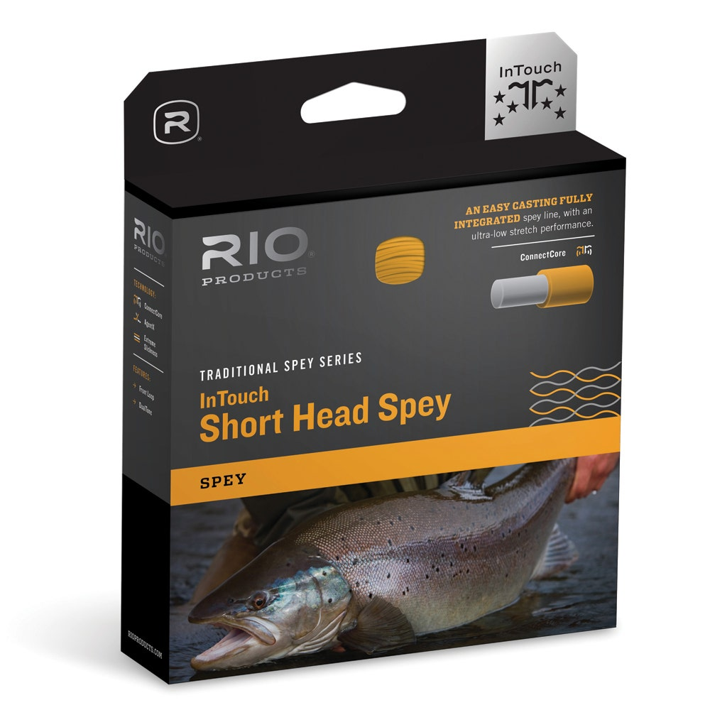 Product Image RIO InTouch Short Head Spey Fly Line