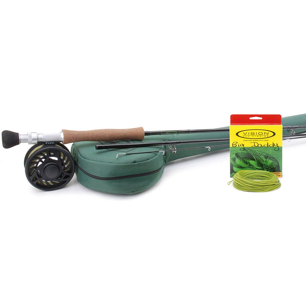 Vision Pike Ready To Go Fly Fishing Kit Farlows