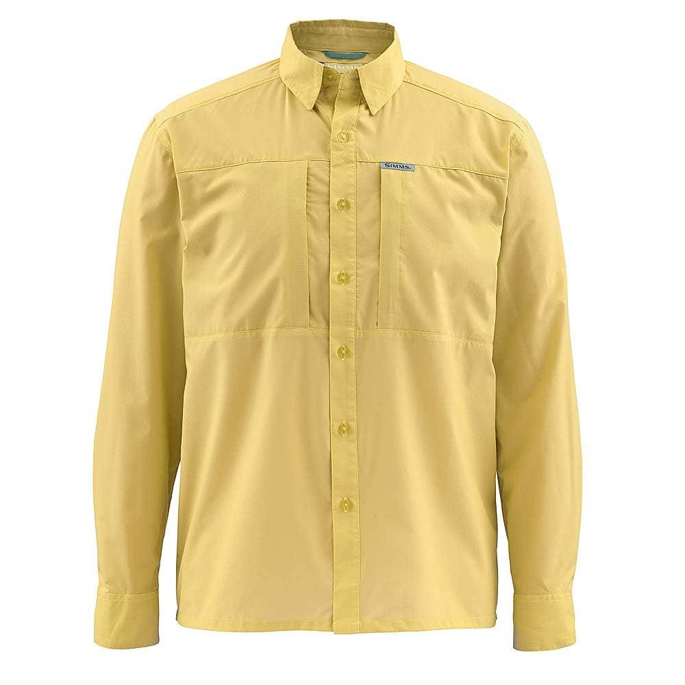 Simms ultralight long sleeved fishing shirt farlows for Simms fishing shirts