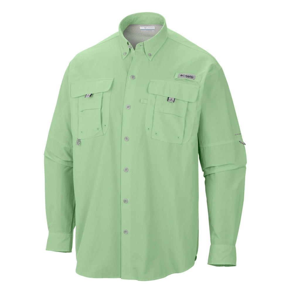 Columbia pfg bahama ii fishing shirt farlows for Pfg fishing shirts