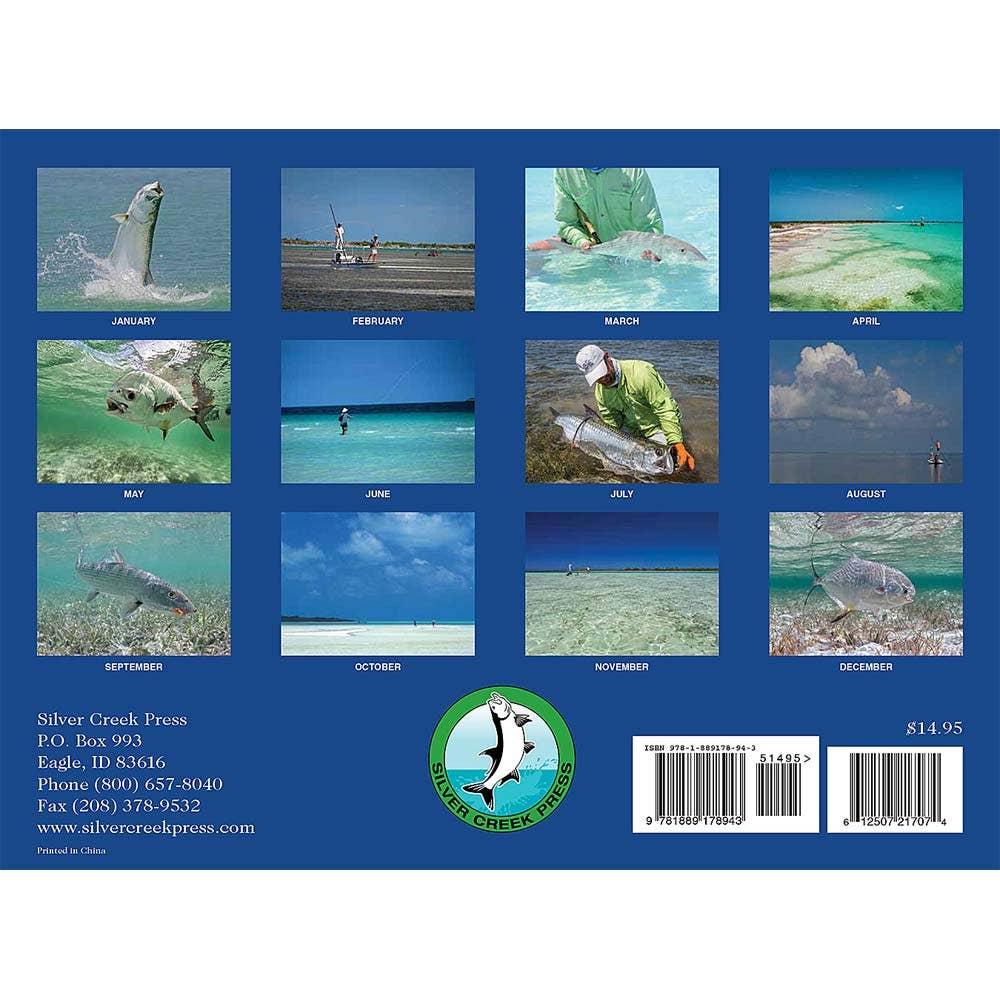 saltwater fly fishing 2017 calendar fishing calendar farlows. Black Bedroom Furniture Sets. Home Design Ideas