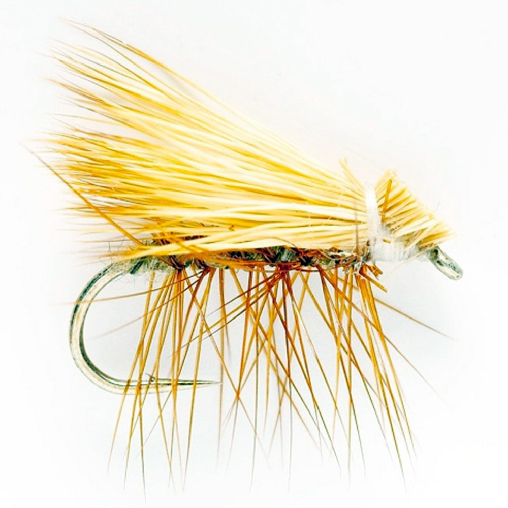 Product Image Tan Elk Wing Caddis Dry Fly