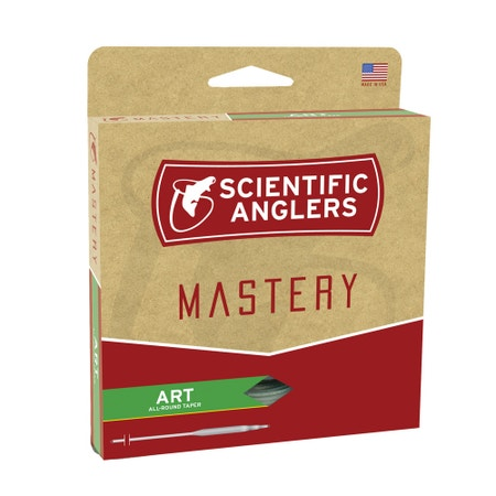 Scientific Anglers Mastery ART Floating Fly Line